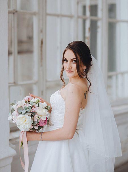 Невесты альстромерий, донецк букет для невесты заказать одесса